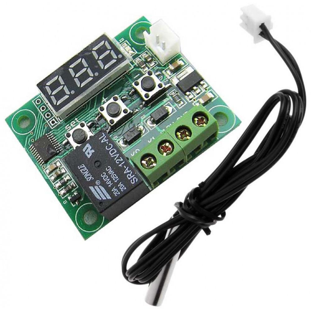 Ηλεκτρονικός θερμοστάτης 12V