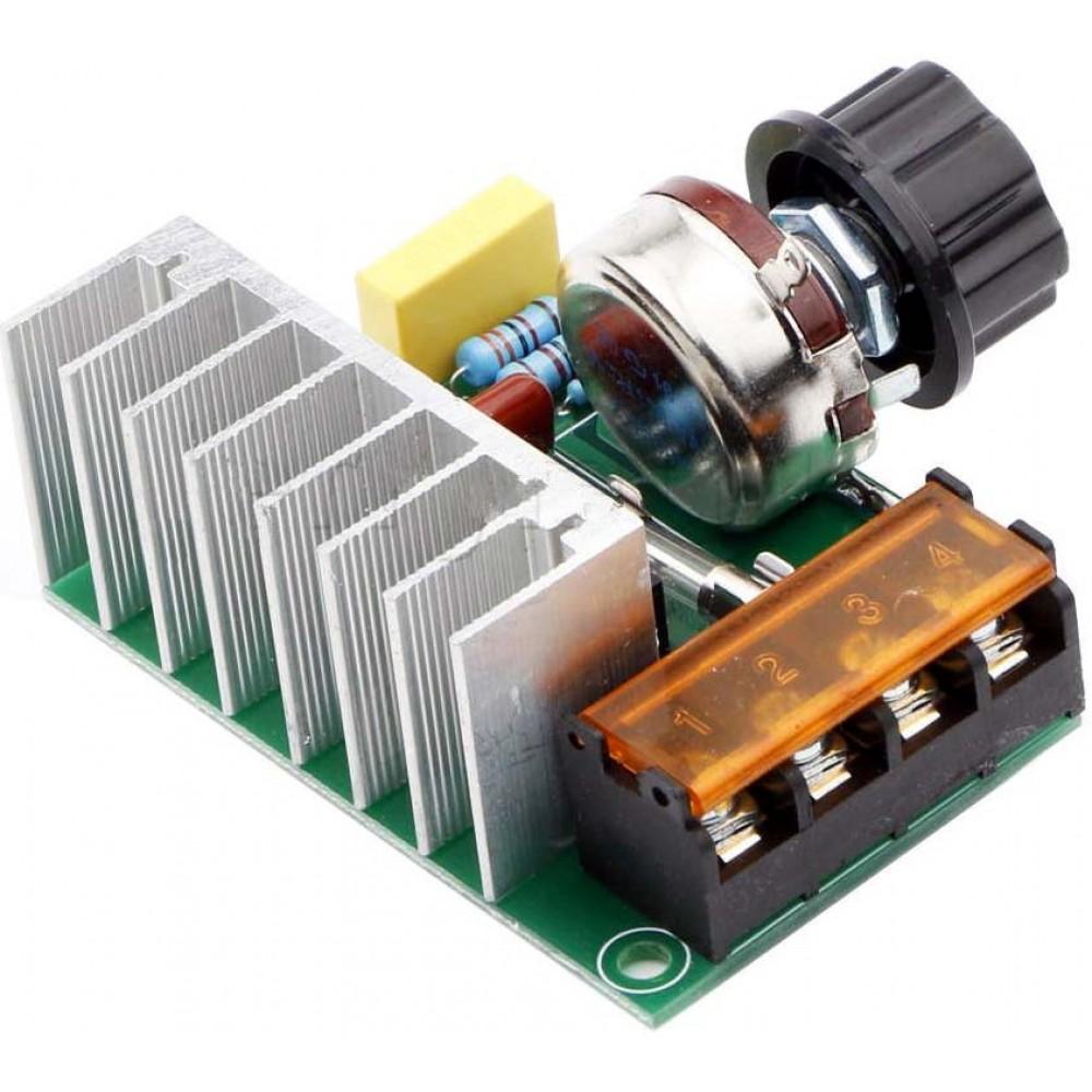 Ρυθμιστής στροφών μοτέρ 220V-4KW
