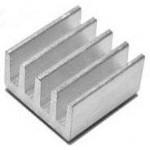Ψύκτρα αλουμινίου 8,8x8,8