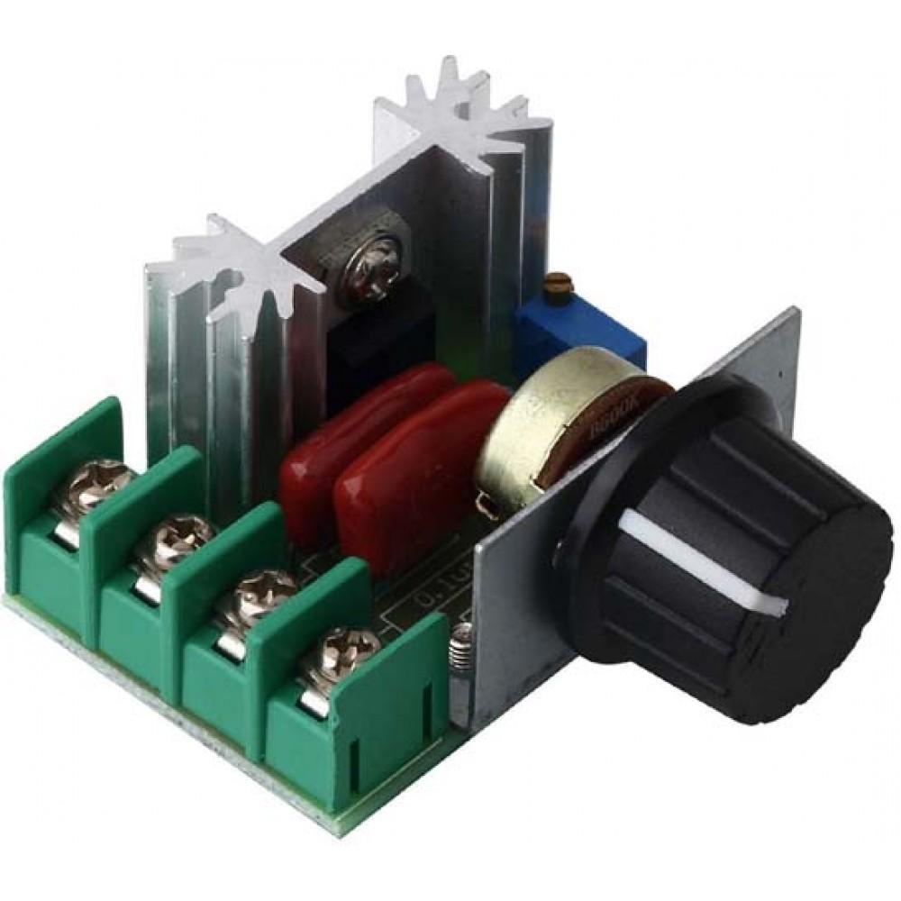 Ρυθμιστής στροφών μοτέρ 220V-2KW