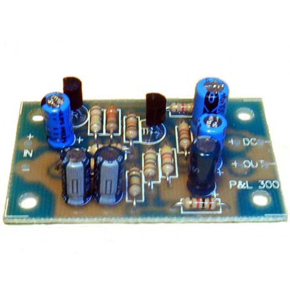 Μονοφωνικός προενισχυτής μικροφώνου M-300